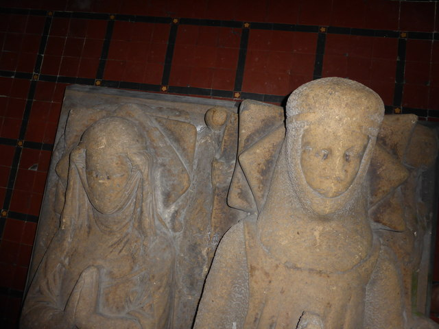 St. Peter ad Vincula, Faces from the past