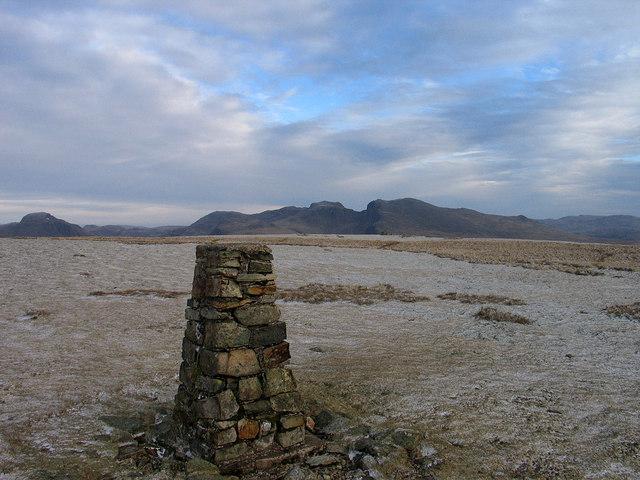 Summit area of Seatallan