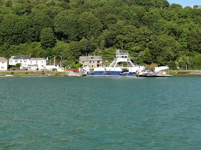 The Dartmouth Higher Ferry