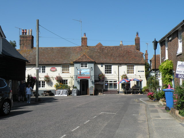 'The Anchor Inn' in Abbey Street