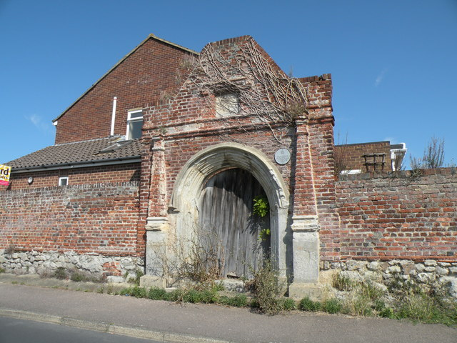 The Old Gate of Davington Court