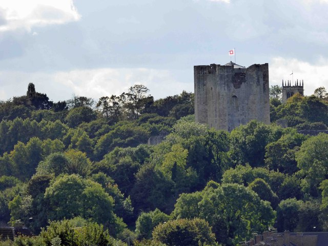 English Heritage's Conisbrough Castle