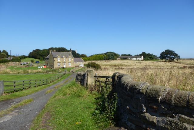 Farm near Woodhorn