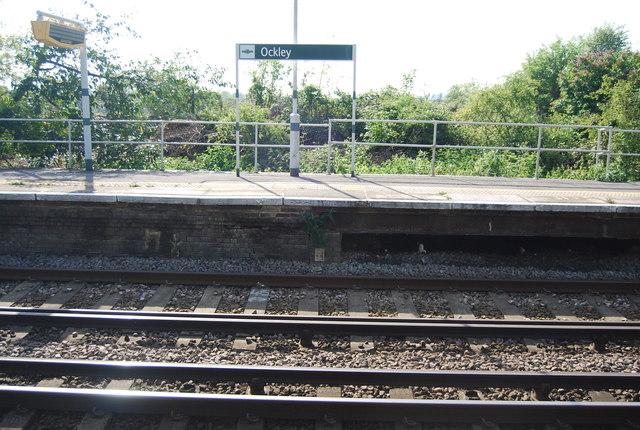 Ockley Station