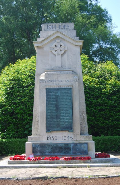 Pembury War Memorial