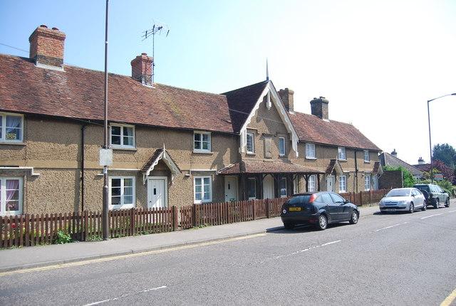 The Almshouses, Pembury