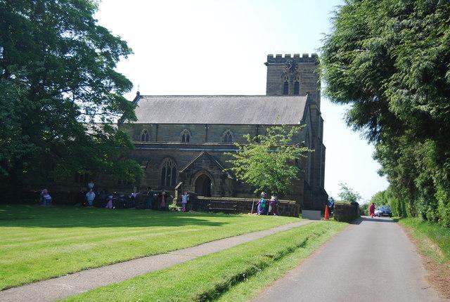 Upper Church of St Peter