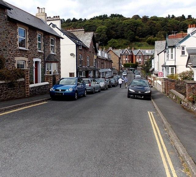 Park Street, Lynton