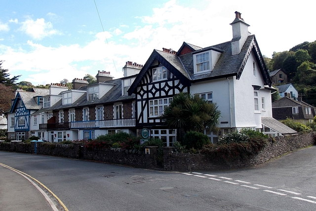 The Denes, Lynton