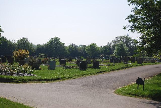 Graveyard, Upper Church of St Peter