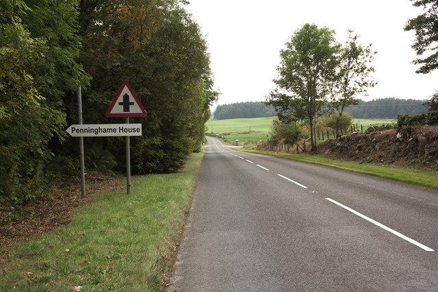 A714 south