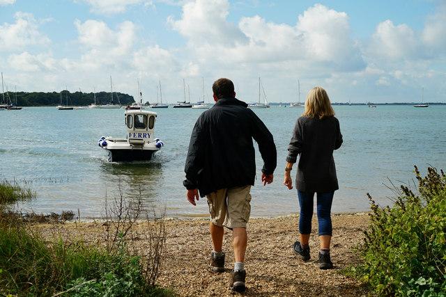Itchenor Ferry, Bosham