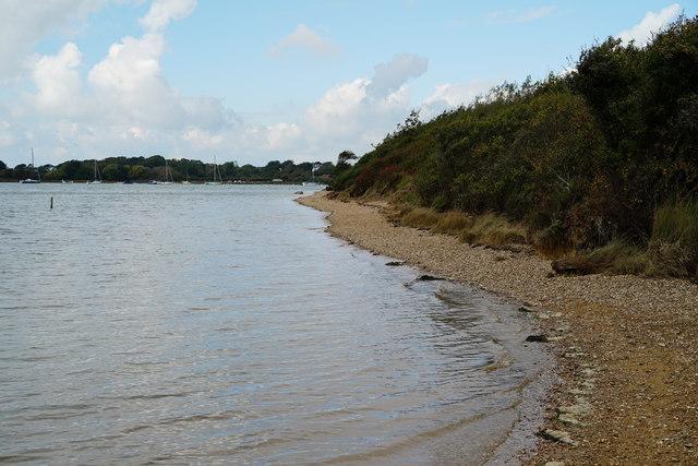 Coastal Path at Bosham