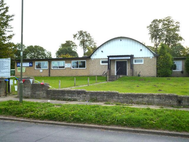 Nork:  Community Centre