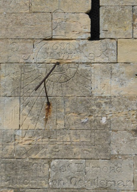 St. Peter ad Vincula, Sundial