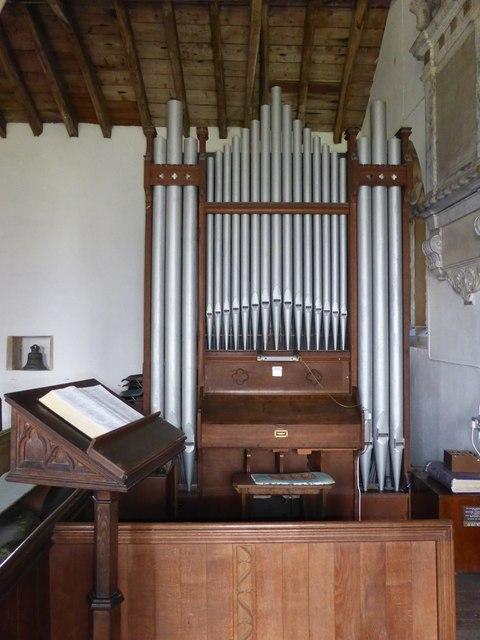St. Peter ad Vincula, Organ