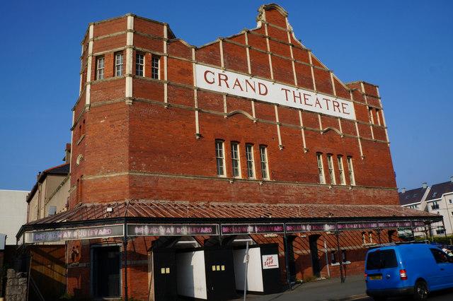 Grand Theatre, Llandudno