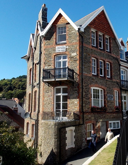 Castle Hill Guest House, Lynton