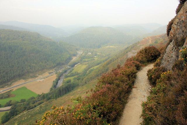 The Precipice Walk