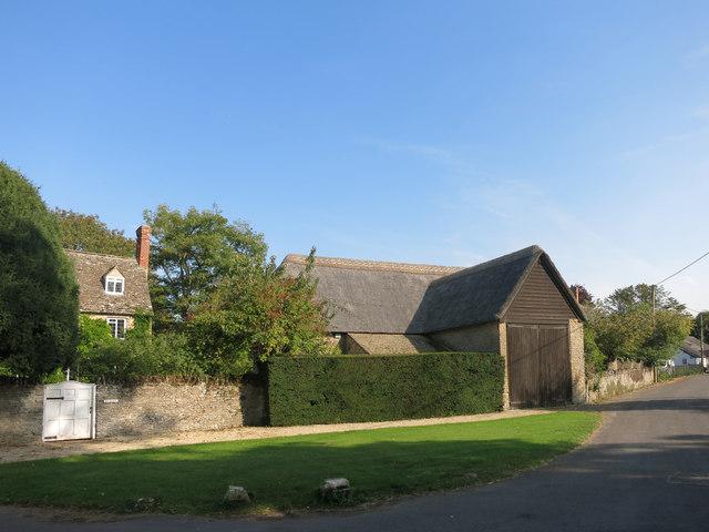 Thatched Barn, Hinton Waldrist