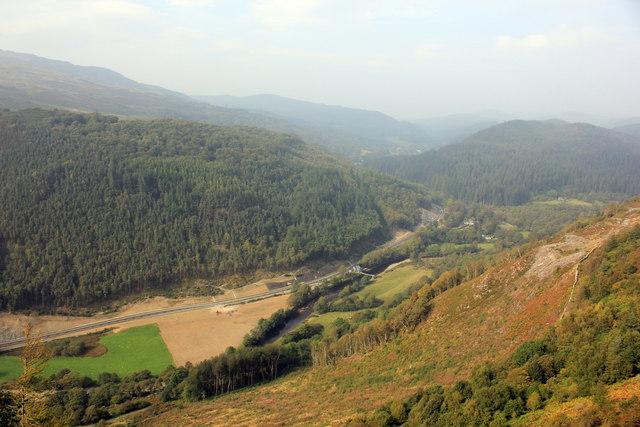 View from the Precipice Walk