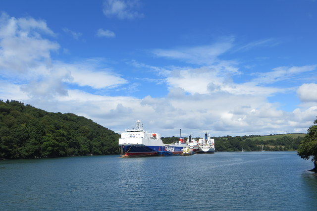 The River Fal