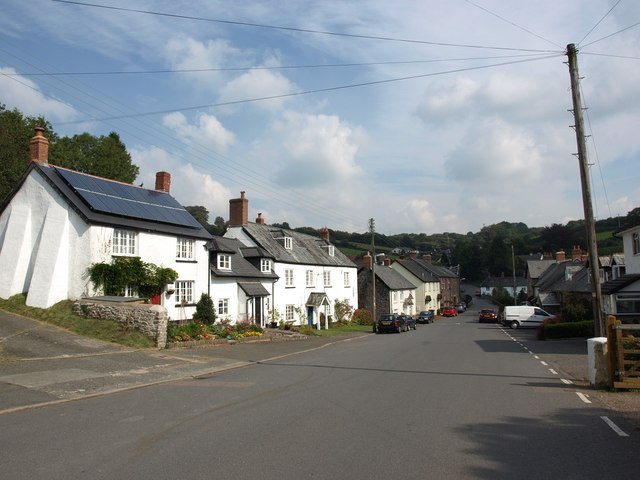 East Street, North Molton