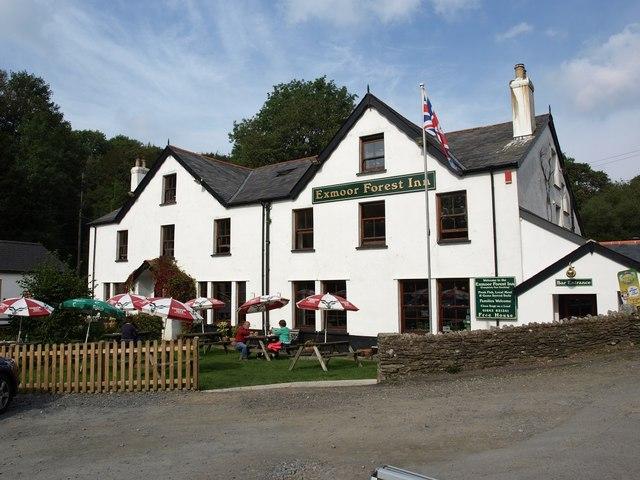 The Exmoor Forest Inn, Simonsbath
