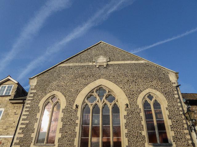 Congregational Chapel, Fore Street, Beer, Devon