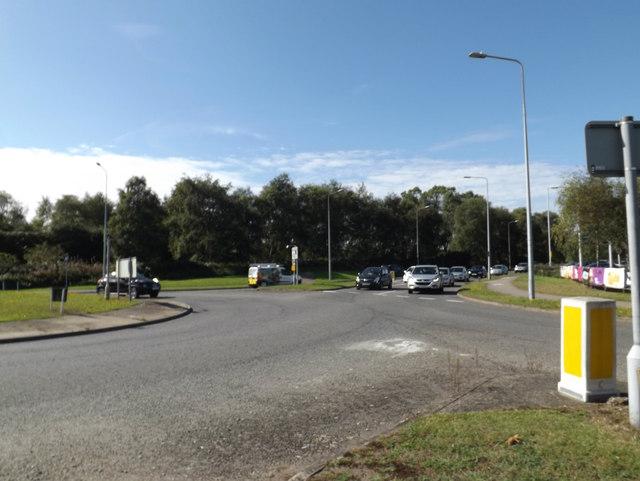 A1156 Felixstowe Road, Warren Heath