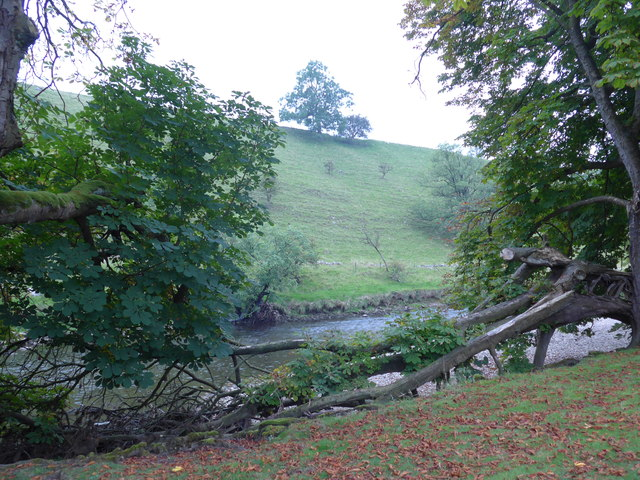 Dales Way trek from Bolton Abbey to Pinder Stile (129)