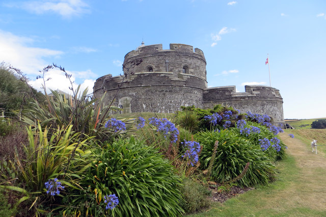 St Mawe's Castle