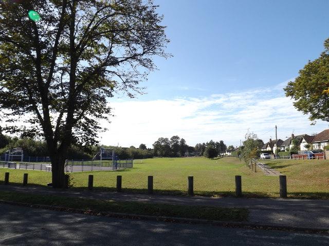 Recreation Green off Cobham Road
