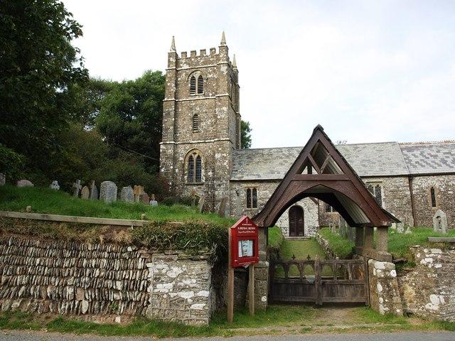 St Brendan's church, Brendon