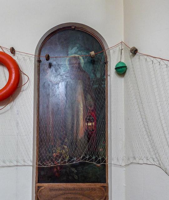 Icon, Congretational Chapel, Fore Street,  Beer, Devon