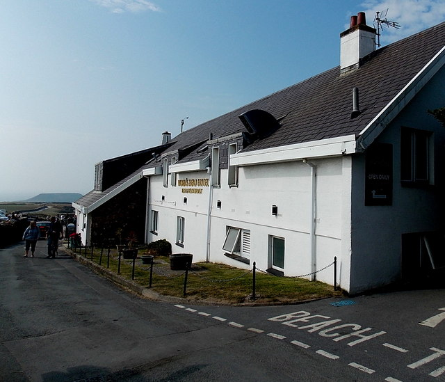 Worm's Head Hotel in Rhossili