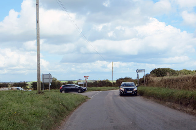 On the B3287