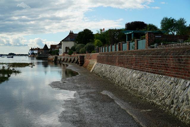 Shore Road, Bosham Harbour