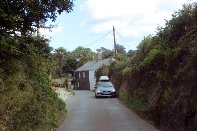 Cornish lane