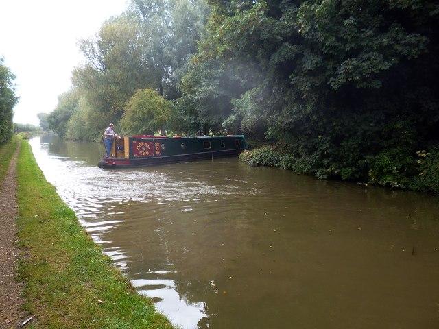 Banbury-Oxford Canal