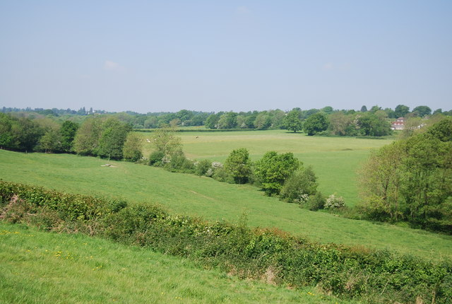 The Upper Teise Valley