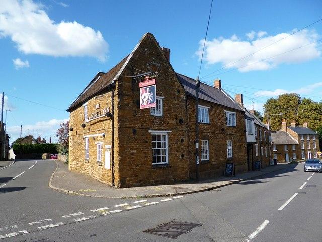 Brixworth-The George Inn