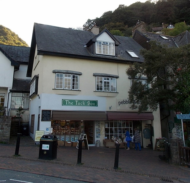 The Tuck Box, Lynmouth