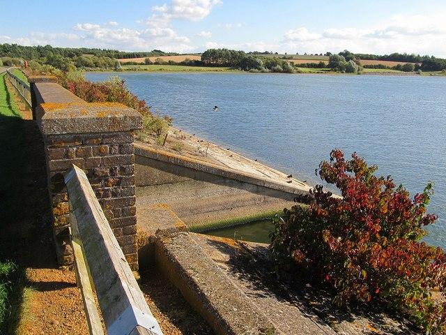 Pitsford Reservoir Causeway