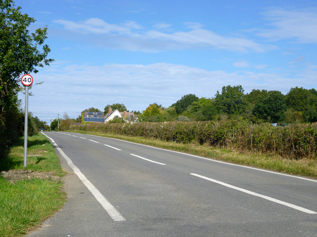 Blacknest Road