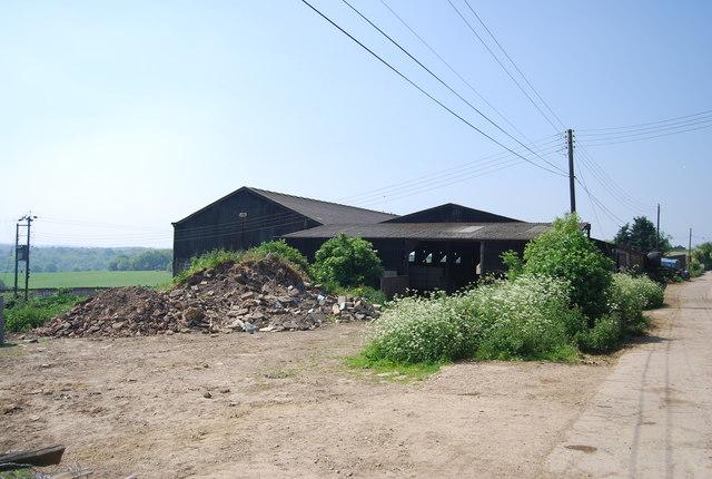 Little Bayhall Farm