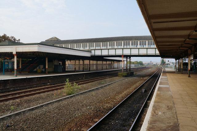 Rhyl Train Station