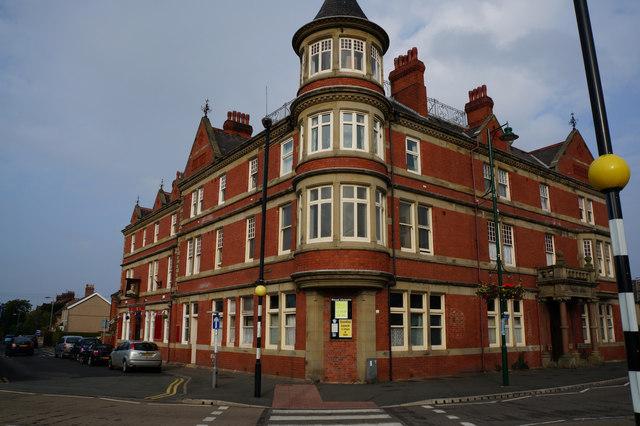 The Royal Victoria on Sandy Lane