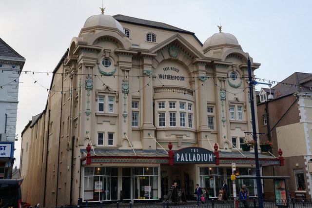 The Palladium, Llandudno