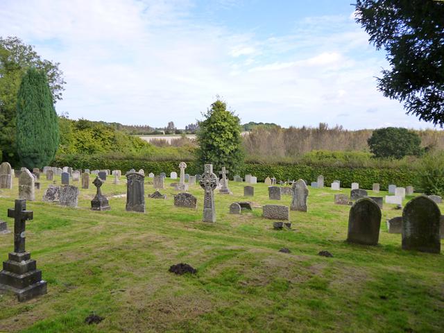 Churchyard, Bentley